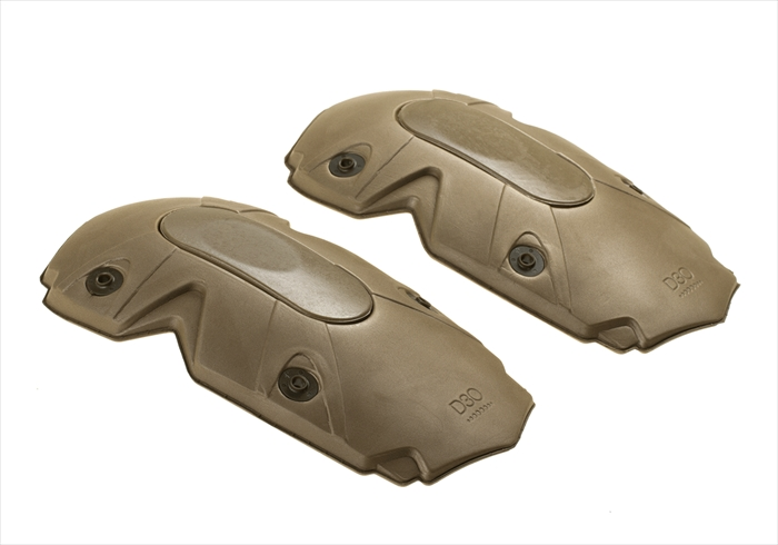 Trust HP Internal Knee Pad Tan (D3O) [CLAWGEAR]