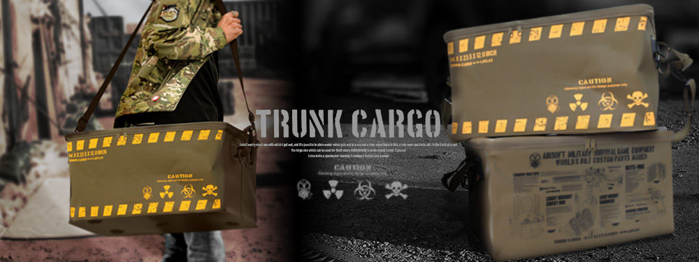 TRUNK CARGO MODEL WITH LID