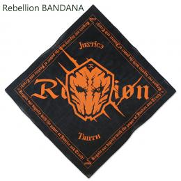 Rebellion BANDANA リベリオン バンダナ ZSRT [VOLK TACTICAL GEAR]
