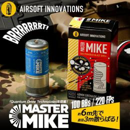 [Pre-order!]AIRSOFT INNOVATIONS Master Mike Gas Powered Blast Shell