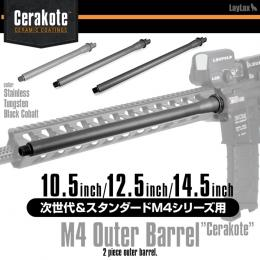 OUTER BARREL [Cerakote] for M4 AEG