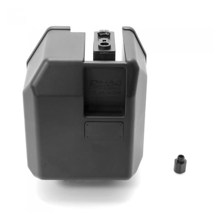 M4/M16BOX Magazine (Magazine Adaptor for Next Gen. M4 included)