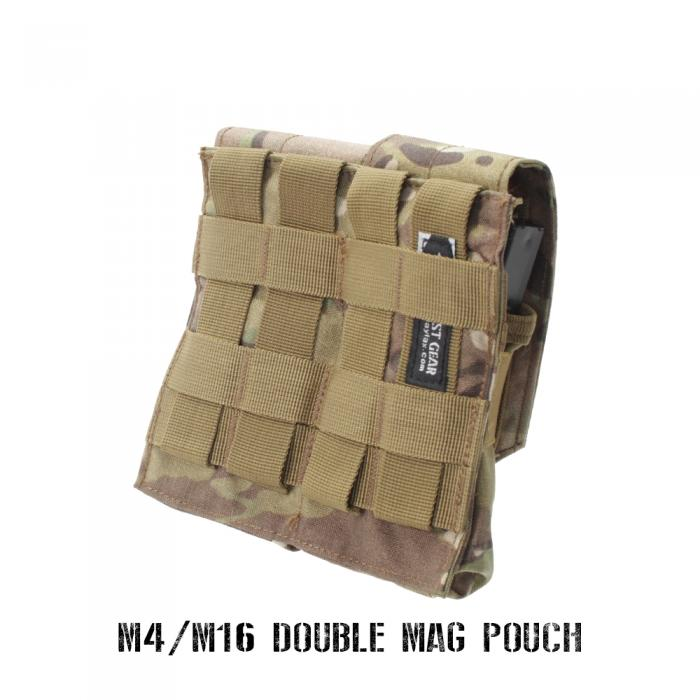 GHOST GEAR M4/M16 Double  Magazine Pouch