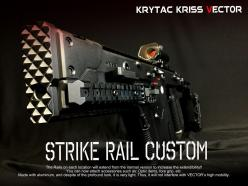 KRYTAC KRISS VECTORカスタム 「STRIKE RAIL CUSTOM」