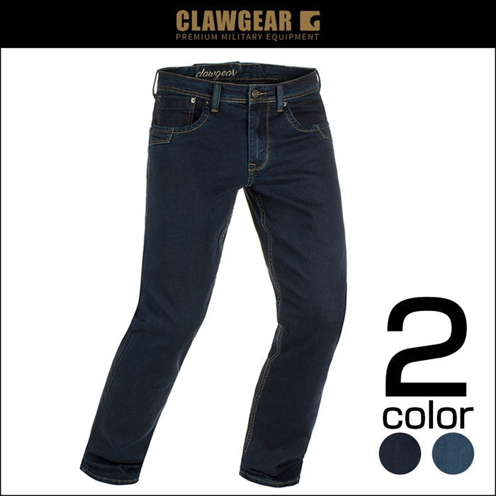 Blue Denim Tactical Flex Jeans [CLAWGEAR]