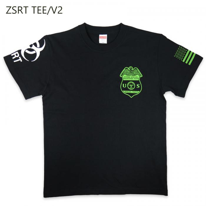 ZSRT Tシャツ V2 [VOLK TACTICAL GEAR]