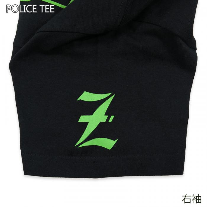 POLICE ZOMBIE UNIT Tシャツ ZSRT [VOLK TACTICAL GEAR]
