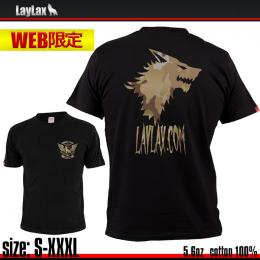 "LayLax ""MC WOLF"" T-shirt"