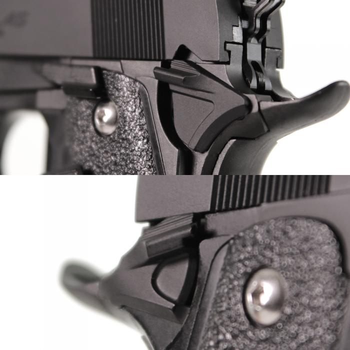[Pre-order!]NINEBALL Hi-CAPA5.1/4.3 CUSTOM SAFETY LEVER[DOUBLE]