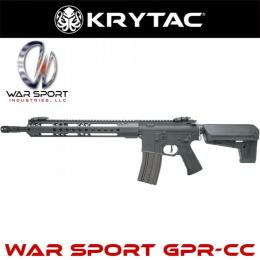 Krytac War Sport Licensed GPR-CC Full Metal M4 Carbine Airsoft AEG Rifle