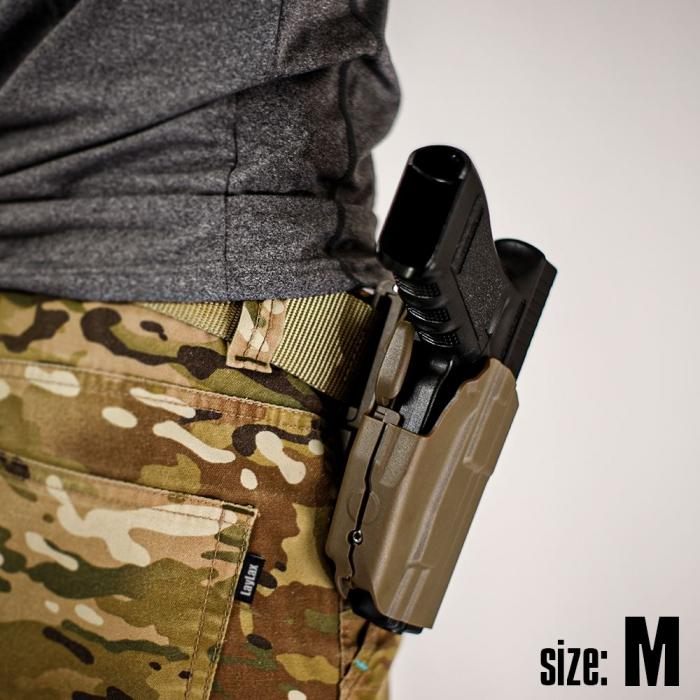 MULTI FIT COMPACT HOLSTER GARUDA