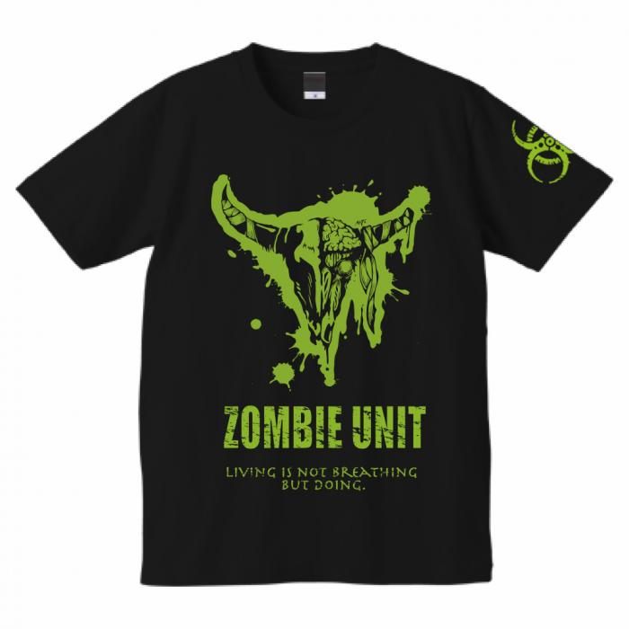 【ZSRT】ゾンビユニットTシャツ Zombie Unit T-shirt [MAYOZONES]