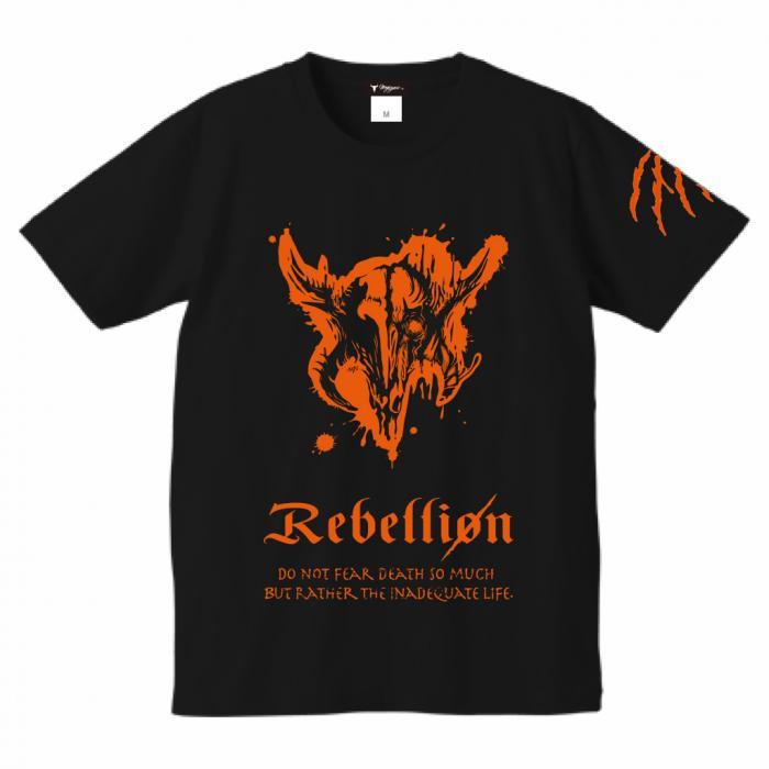 【Rebellion】リベリオン T-shirt [MAYOZONES]