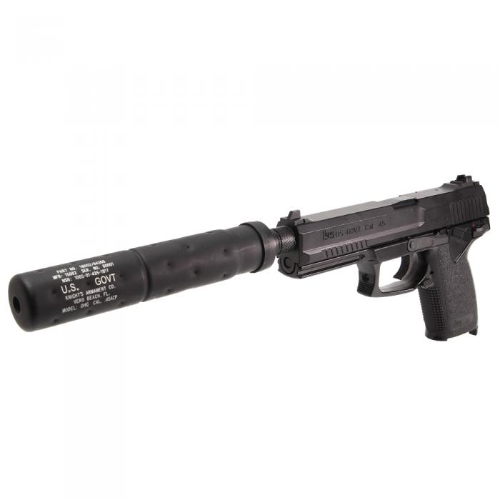 NINEBALL Marui SOCOM Mk23 SILENCER ATTACHMENT SYSTEM NEO(14mm CCW)