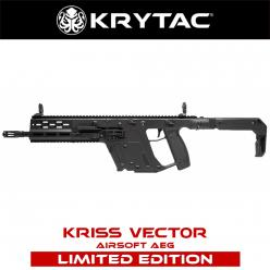 [In stock!]KRYTAC KRISS VECTOR AEG LIMITED EDITION