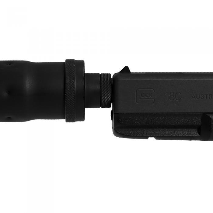 Marui AEP G18C SAS (Silencer Attachment System)[14mm・CCW]