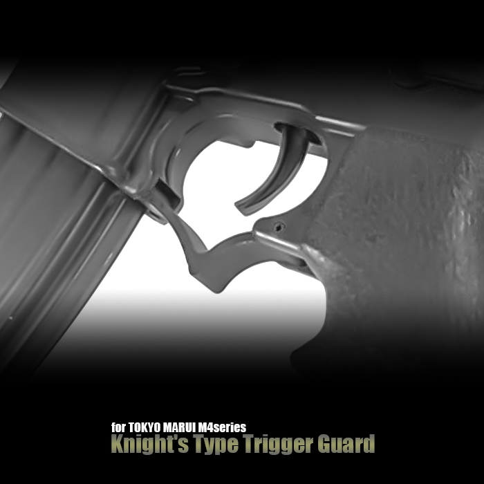 M16 Knight's type Trigger Guard