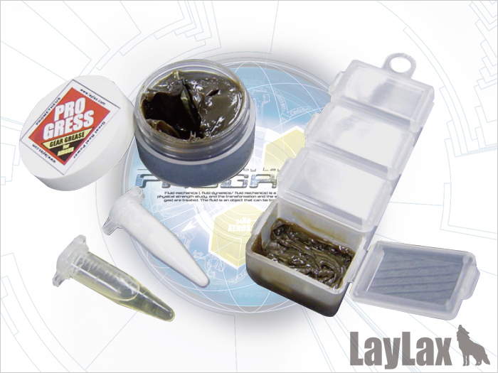 Gear Grease Set