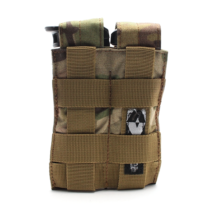 GHOST GEAR Double Short Magazine Pouch MC