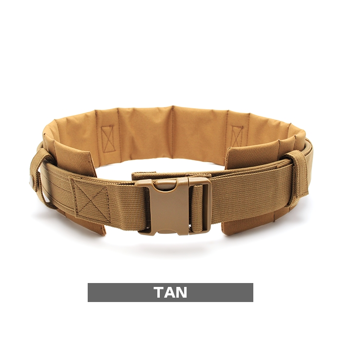 GHOST GEAR Protection Hard Gun Belt