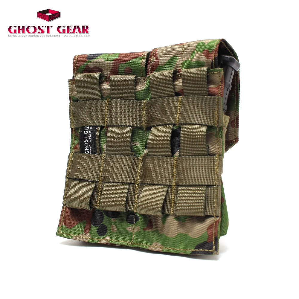 GHOST GEAR M4/16 Double Magazine Pouch <JSD>