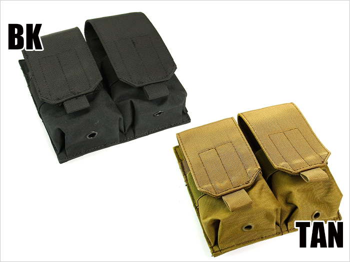 GHOST GEAR Double Magazine Pouch for 7.62mm