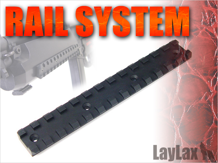 Multi Rail Long(134.7mm)