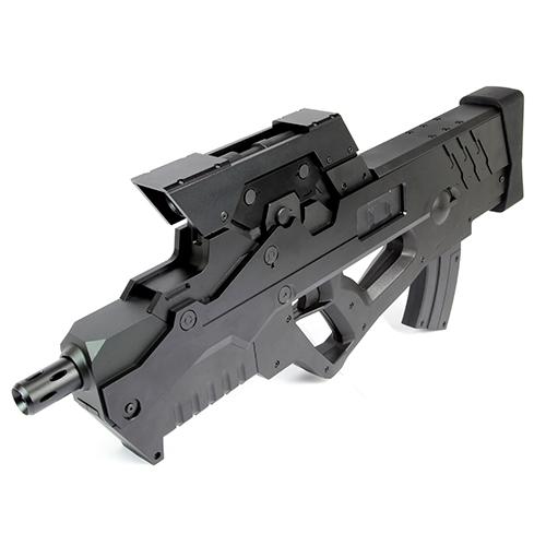 映画「攻殻機動隊 新劇場版」作品中で主人公達の使用する銃