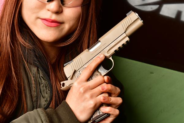 遂に発売!マルイGBBハンドガン「M45A1」を内部カスタム!
