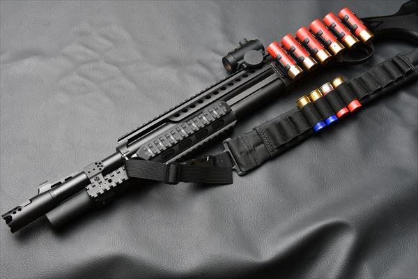 よりタクティカルに!マルイのガスショットガン「M870」をがっつりカスタム!